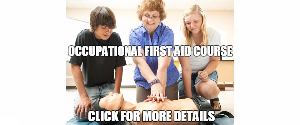 First Aid Course (CPR Demo)